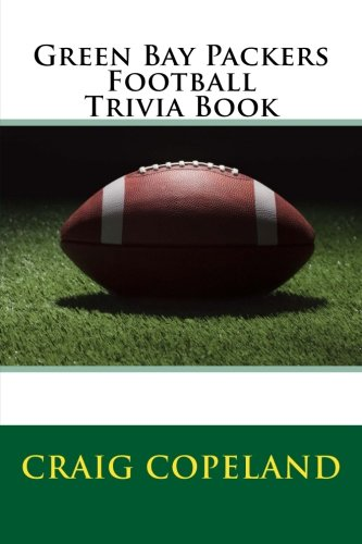 Green Bay Packers Football Trivia Book