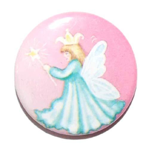 (Fairy Princess Pinback Button)