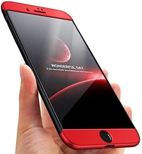 Funda iPhone 7, Funda Iphone8 [vieykll] 3 y 1 se Puede Desmontar ...