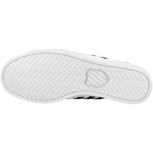 black Scarpe 191 White Swiss Donna Belmont da K Basse Ginnastica So white 93324 qztRc7Tw