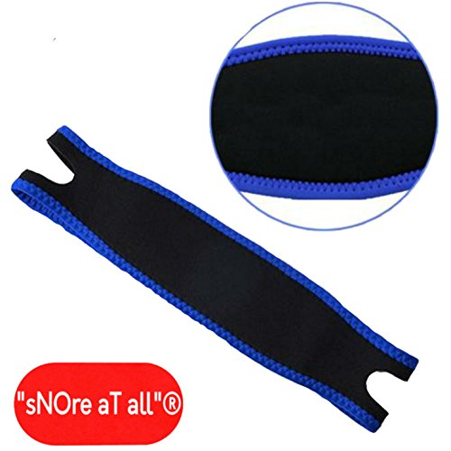 Retail Packaging Snoring Solution Chin Strap For Men