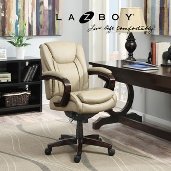 la-z-boy-manager-leather-office-chair