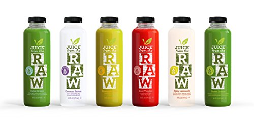 juices from the raw - 1
