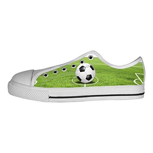 2018 El Nuevo Precio Barato Custom sport calcio Womens Canvas shoes I lacci delle scarpe scarpe scarpe da ginnastica Alto tetto Profesional De La Venta En Línea Costo Precio Barato jqdI5GsF1h