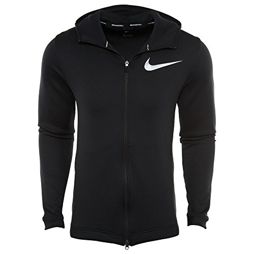 large Hoodie Showtime Taille Basket Therma Nike X Flex Noir 856438 Mens blanc 010 57xqFXT