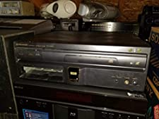 Pioneer LaserActive CLD A-100 LD,CD Laser Disc Player Console without Sega cartridge/No remote