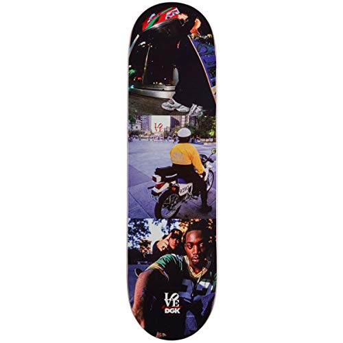DGK x Gee Love Forever Skateboard Deck - 8.25
