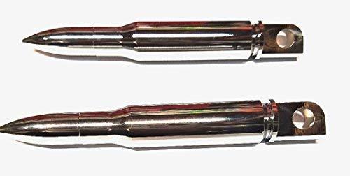 Sickshooter 50 Cal Bullet Foot Pegs -