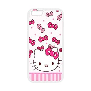 Polka Dot Design iPhone 6 4.7 Inch Cell Phone Case White kaqh