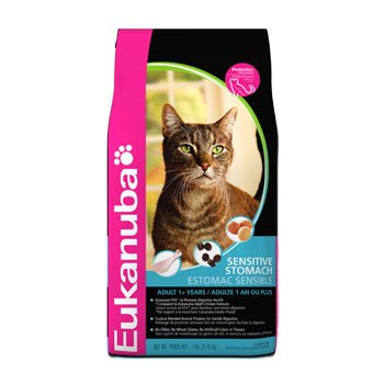 Eukanuba Adult Cat Sensitive Stomach Formula – 7 Pounds, My Pet Supplies