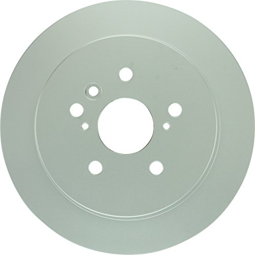 Bosch 50011341 QuietCast Premium Disc Brake Rotor, Rear Ton Rear Rotors