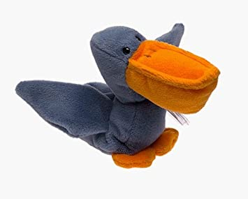 348c1d2b4ff Scoop the Pelican - Ty Beanie Baby by Beanie Babies  Amazon.de ...