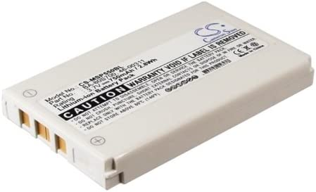 CipherLab 8001 Series 3.7v 700mAh Battery