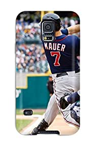Gaudy Martinezs's Shop 3424518K420623499 minnesota twins MLB Sports & Colleges best Samsung Galaxy S5 cases