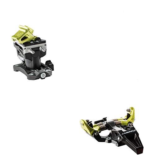 Dynafit TLT Speed Radical Binding Black/Yellow, One Size