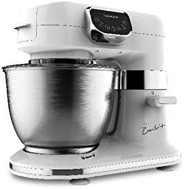 Thomson TH FP06719B - Robot para pastelería, con mezclador, 5 L, 1000 W Blanco: Amazon.es: Hogar