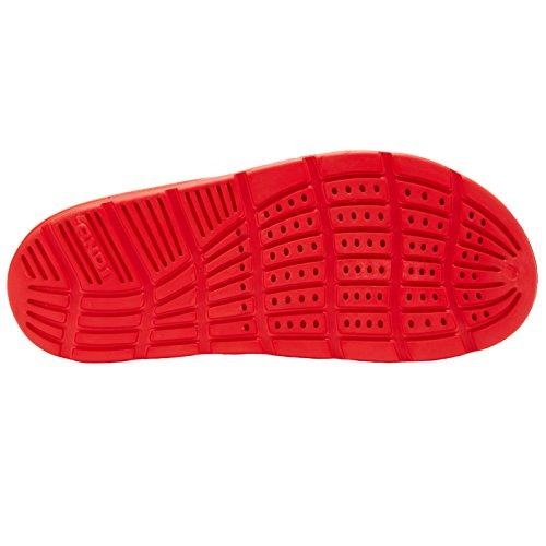 E1 Scarpa Da Basket Uomo Mantra Rosso Fuoco