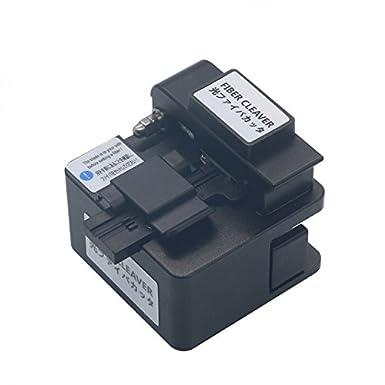 ai-8 inteligente automático de fibra óptica Fusion Splicer Splicing de soldadura máquina: Amazon.es: Industria, empresas y ciencia
