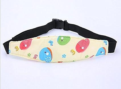 Toyonee Baby child Safety Car Seat testa Sleep Support cintura cintura di sicurezza Sleep Artefatto Blue Car