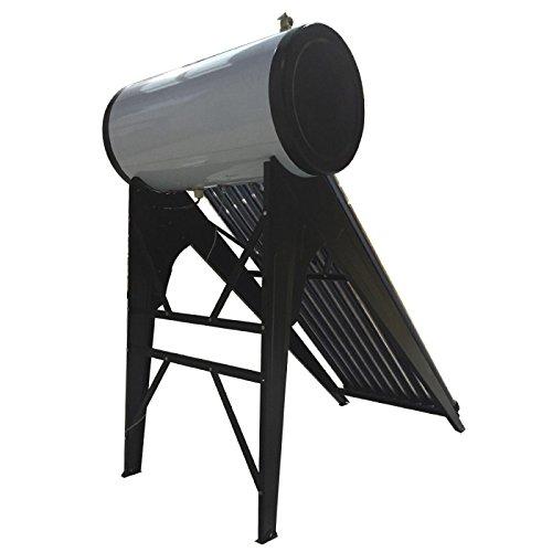 Calentador Solar de tubos 120 litros presurizado: Amazon.es: Bricolaje y herramientas