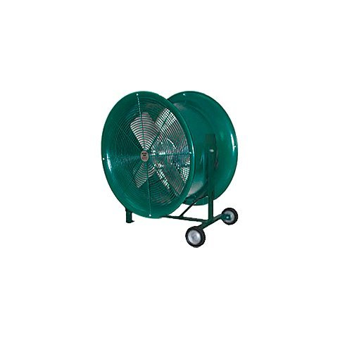 Velocity Steel High Air - AIRMAX AM-22-.5-1-230 Steel Housing High Velocity Cooling Fan, 0.5 hp, 22