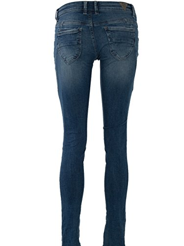 Blue O M 2365 D Douala Attillata Donna Jeans PqBxYA