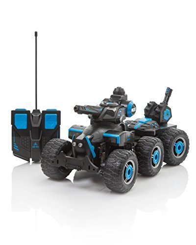 Remote Control Tank which Sprays Water, Electric Radio Controlled RC Car...