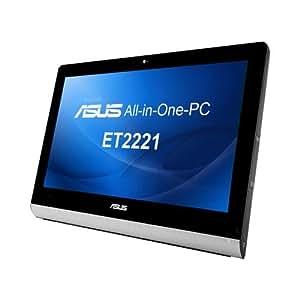"ASUS ET ET2221IUKH-B019T 2.9GHz i5-4570S 21.5"" 1920 x 1080Pixeles Negro All-in-One PC - Ordenador de sobremesa All in One (54,6 cm (21.5""), 1920 x 1080 Pixeles, Full HD, Plana, 16:9, 2,9 GHz)"