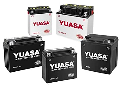 Ytz14s Yuasa Battery
