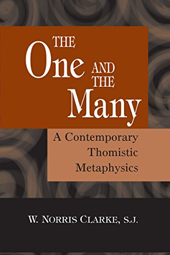 The One and the Many: A Contemporary Thomistic Metaphysics (Best Catholic Seminaries In The World)