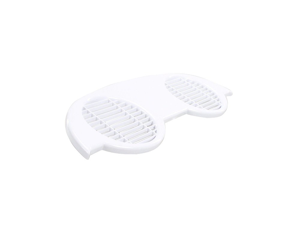 Bunn 32068.0000 Drip Tray Cover for Ultra-2 Frozen Beverage Systems, White