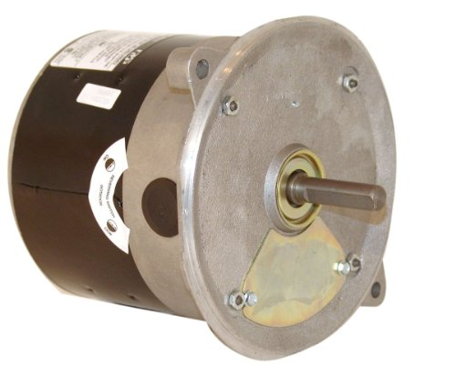 A.O. Smith EL2024 1/4 HP, 1725 RPM, 115 Volts, 48N Frame, Totally Enclosed, Sleeve Bearing, Reversible Rotation Oil Burner Motor