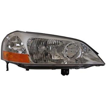 Amazoncom Genuine Acura CL Passenger Side Headlight Assembly - 2001 acura cl headlights