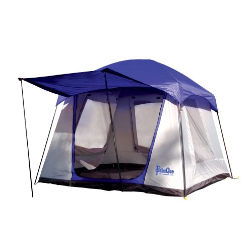 PahaQue Wilderness Green Mountain 4XD Tent