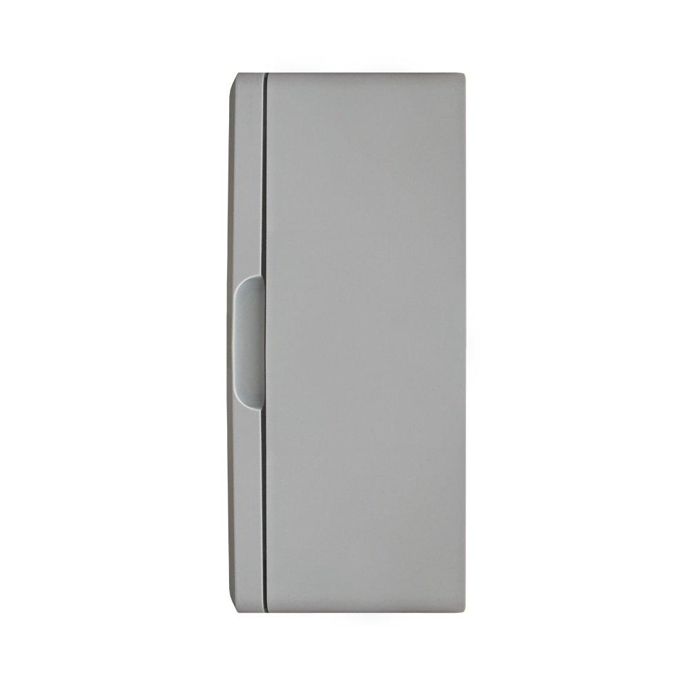 Schaltschrank IP65 250 x 350 x 150 mm mit verzinkter Montageplatte ...