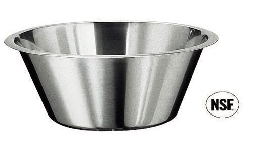 Kitchenbowl Low Stainless Steel S/Steel