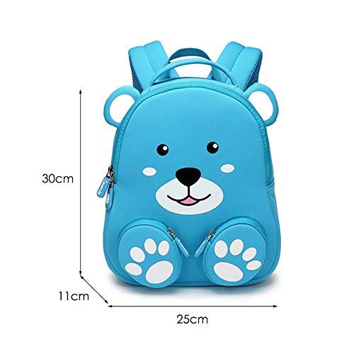 ... School Bags for Kids Boys Lovely Animals Design Waterproof Children School Backpacks Kids Bag Mochila Escolar - by Osaro Shop - 1 PCs | Kids Backpacks