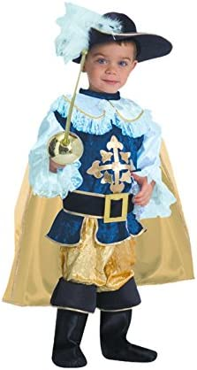 Dress Up America Set de Disfraz de Musketeer Niños: Amazon.es ...