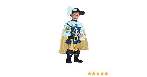 Dress Up America Set de Disfraz de Musketeer Niños: Amazon.es ...
