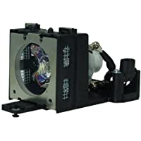 GloWatt AN-B10LP / BQC-PGB10S//1 Projector Replacement Lamp With Housing for Sharp Projectors