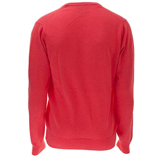 Pull Red 699 Gant watermelon over Weight Rouge Homme Melange FpHnW5gTH