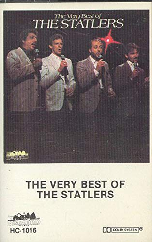 STATLER BROTHERS: The Very Best of the Statlers -28224 Cassette Tape (The Very Best Of The Statler Brothers)