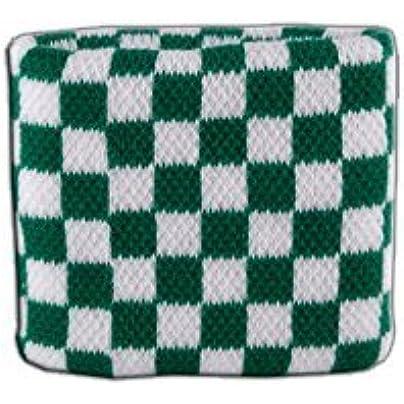 Digni reg Checkered green-white Wristband sweatband Set pieces free sticker Estimated Price £6.95 -