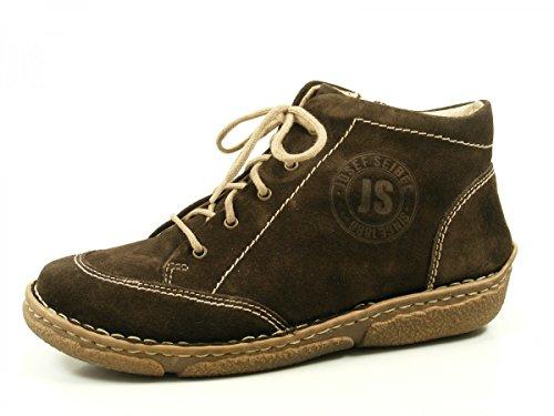 Josef Seibel 85101-VL944-330 Neele 01 Botas de cuero para mujer Braun