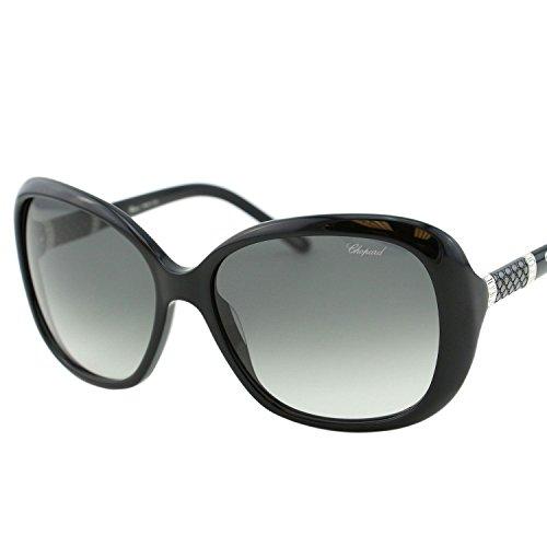 6e4c273c914d7 Chopard SCH 165G Sunglasses Color BLKG Black Size 57MM - Buy Online ...