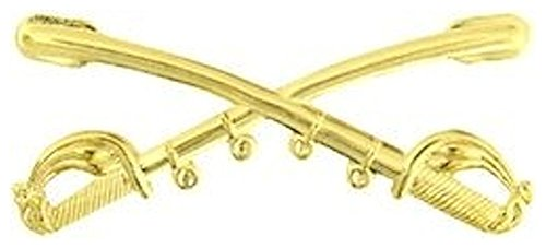 Cavalry Large Pin
