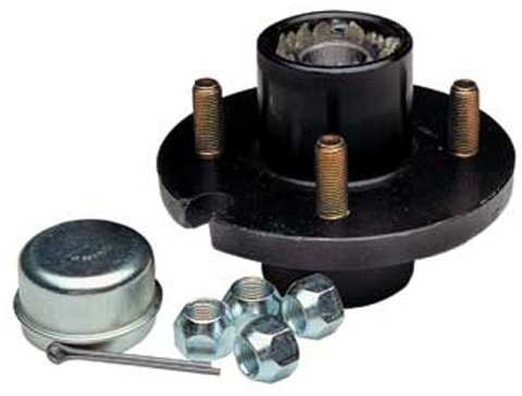 """Relable Machine 4 Hole Hub 1-1 16"""" In House"""