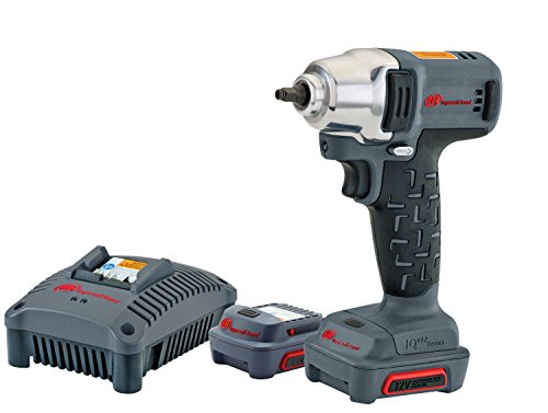 Ingersoll Rand W1120-K2 1/4'' 12V Impact Wrench Kit by Ingersoll-Rand
