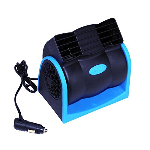12v dc 2 speed portable fan blower cooler power from a 12v battery or car socket. Black Bedroom Furniture Sets. Home Design Ideas