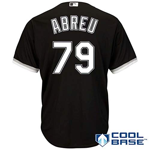 VF Jose Abreu Chicago White Sox#79 Baseball Jersey Cool Base Replica Jersey Sports T-Shirt for Men&Women&Youth - Jersey Home Personalized Official Replica